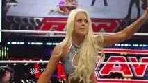 02-Raw- Kelly Kelly & Eve vs. Maryse & Melina