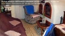 A vendre - maison - HETTANGE GRANDE (57330) - 5 pièces - 113m²