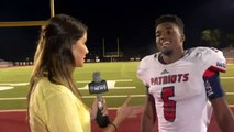 TWC News Austin- High School Blitz Interview with Apollos Hester