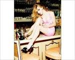 Actress Amanda Seyfried hot & sexy photoshoot clips