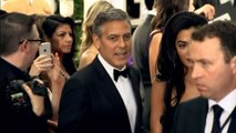 Stars hit the red carpet at this year's Golden Globe Awards