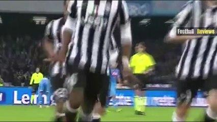 Paul Pogba Fantastic Goal - Napoli vs Juventus 1-3