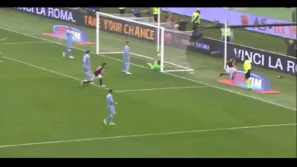 Francesco Totti Fantastic Second Goal and Selfie