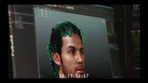 Séance avec les joueurs de Chelsea : les joueurs de Chelsea créent leur double virtuel pour le jeu vidéo FIFA
