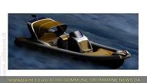 NAPOLI,   GOMMONE ALTRO  780 ANNO 2015 LUNGHEZZA MT 8