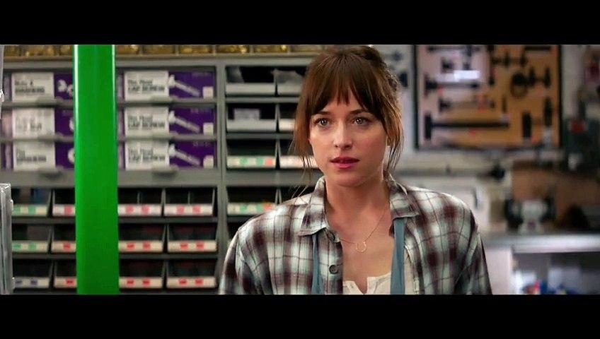 Fifty Shades of Grey Official Golden Globes Spot (2015) - Jamie Dornan Movie HD