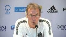 FOOT - L1 - PSG - Blanc : Cavani «peut jouer plus qu'avant-centre»