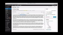 Adding Links in WordPress - How to Add Links in Post and Pages Wordpress Tutorials by WpMags