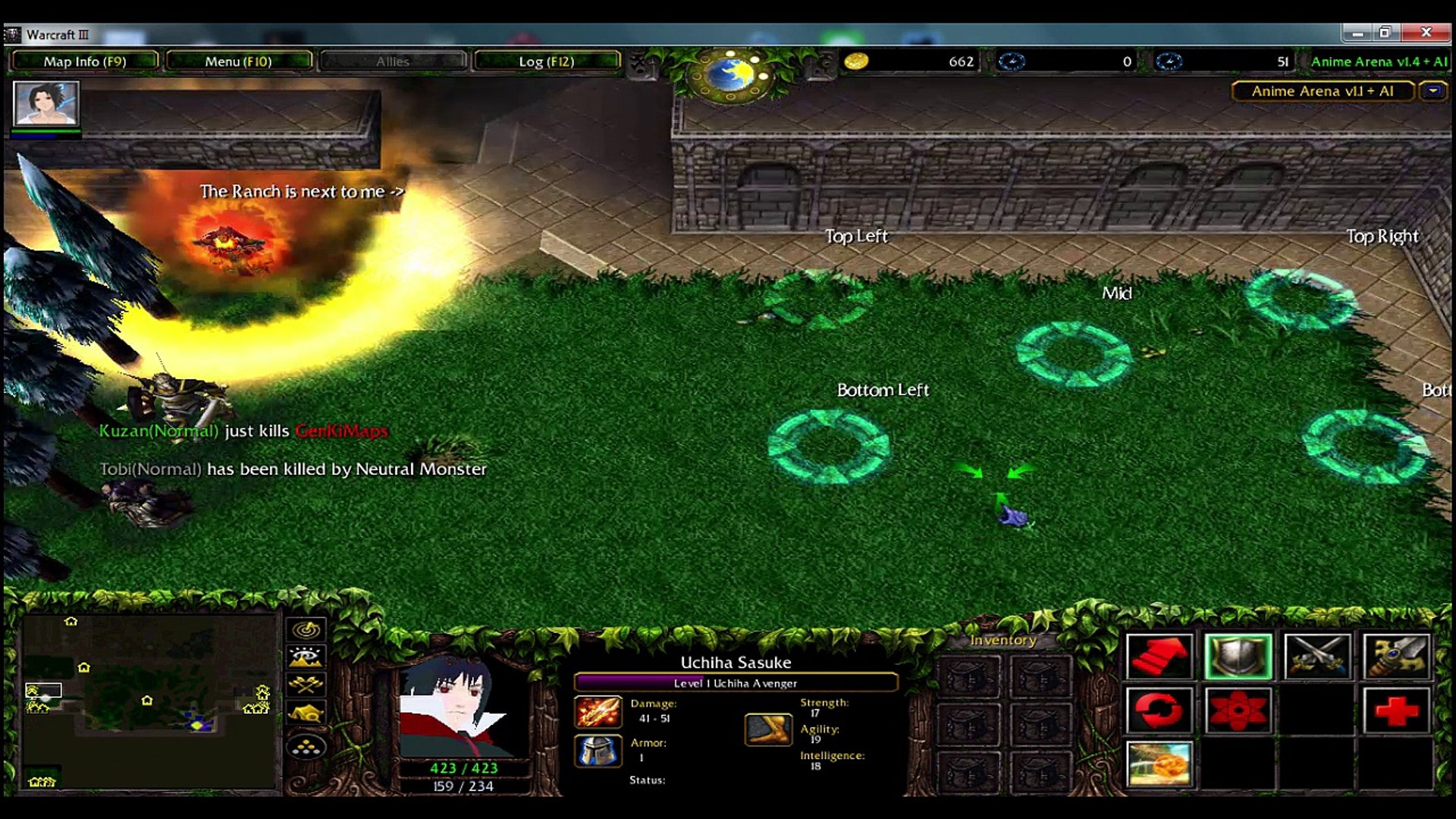 best warcraft 3 maps with ai