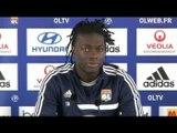 FOOT - C.LIGUE - OL - Gomis : «Une grosse envie du Stade de France»