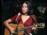 Joan Baez chante « Parachutiste » de Maxime Le Forestier - live France 1973