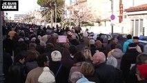 Marche républicaine au Barcarès | #JeSuisCharlie