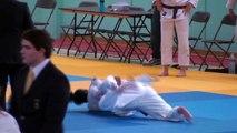 Ralentis judo Chpts des Yvelines Cadets(tes).