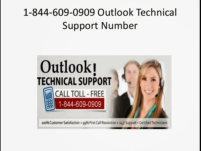 ##__1-844-609-0909__ Outlook Technical Support Number, Outlook Tech Support