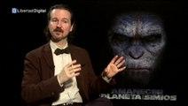 Entrevista a Matt Reeves por la película 'El amanecer del planeta de los Simios'