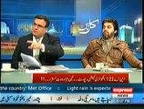 Daniyal Aziz(PMLN) Get Hyper On Ali Muhammad Khna(PTI) For Not Let Him Talk