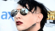 Marilyn Manson's Eerie New LP 'The Pale Emperor' Now Streaming