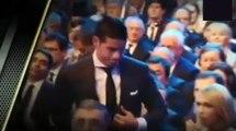 Le prix Puskas pour James Rodriguez winner The Best Goal of 2014 Puskas Award