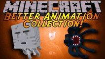 Sky Does Minecraft : BETTER ANIMATION COLLECTION! (Old) - Mod Showcase