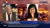 News & Cie: Spéciale Charlie Hebdo (1/2): L'émouvant témoignage de Paulus Bolten, compagnon d'Elsa Cayat - 12/01
