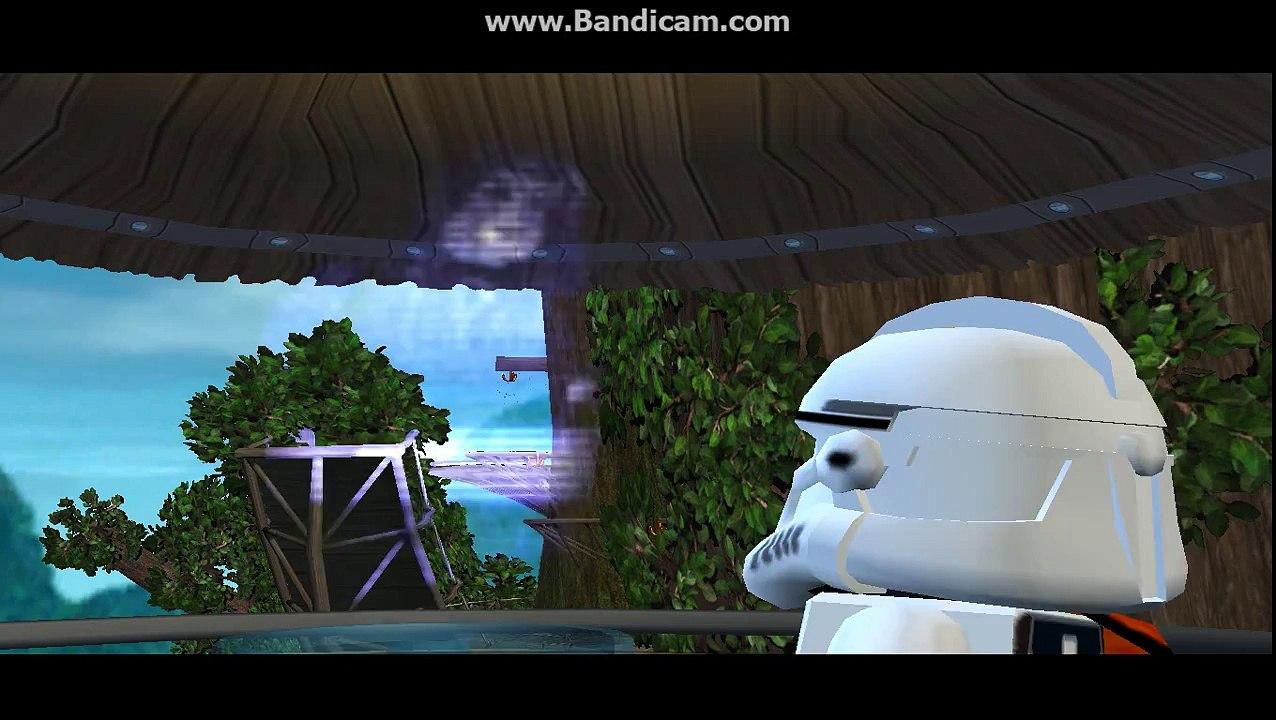 Lego Star Wars Video Game Revenge Of The Sith Walkthrough Defense Of Kashyyyk Chapter 4 Video Dailymotion