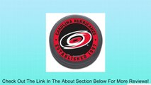 Carolina Hurricanes Official NHL Official Size Hockey Puck Review