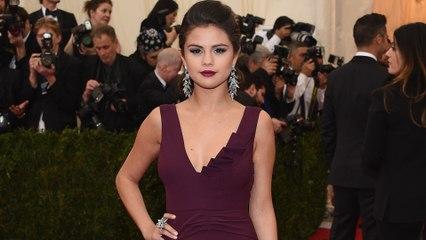 Selena Gomez's Top Instagram Pics at 2015 Golden Globes