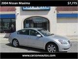 2004 Nissan Maxima Baltimore Maryland | CarZone USA