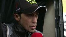 CYCLISME - TOUR - 5e étape - Contador : «Très nerveux dès le début»