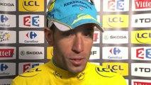 CYCLISME - TOUR - 5e étape - Nibali: «Surveiller Contador»