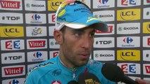 CYCLISME - TOUR - 10e étape - Nibali : «Une très grande victoire»