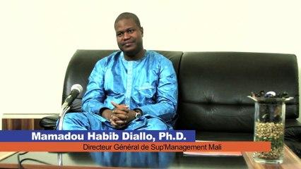 Voeux 2015 de Dr Mamadou Habib Diallo