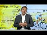 CYCLISME - TOUR - 17e étape : L'oeil d'Éric Boyer