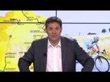 CYCLISME - TOUR - 18e étape : L'oeil d'Éric Boyer