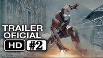 Trailer #2 OFICIAL en Español | Los Vengadores La Era de Ultron (HD) Chris Hemsworth