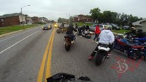 Motorcycles Ride WHEELIES While CHASED By POLICE CHASE Street BIKE VS COPS ROC 2014 Cop Chases VIDEO