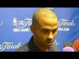 BASKET - FINALES NBA - Parker : «Je serai encore mieux pour le match suivant»