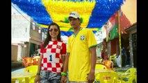 Foot - CM - Une carte postale du Brésil: Avenida 24 Agosto