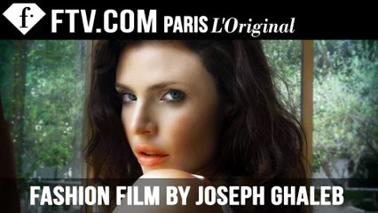 Red Summer ft. Julia Lescova - A Fashion Film by Joseph Ghaleb | FashionTV