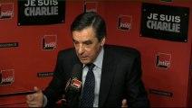"""François Fillon : """"Il ne faut pas renoncer à nos valeurs pour lutter contre le terrorisme"""""""