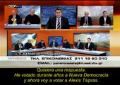 Grecia Grita de desesperación , España también Grita