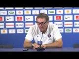 FOOT - L1 - PSG - Blanc : «Ibra forfait, Marquinhos aussi»