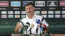 ASSE - Galtier : «Caen, une équipe de qualité»