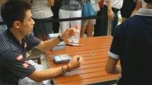 TENNIS - ATP : Nishikori de passage à Hong Kong