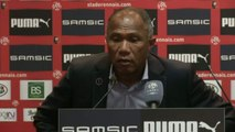 FOOT - L1 - RCL - Kombouaré : «Rien à reprocher à mes joueurs»