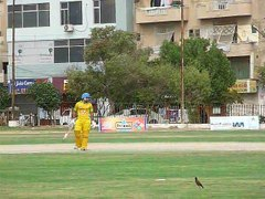 03 OF 13 RUMMAN RAEES KHAN LMF BOWLING 26-07-2014  CRICKET COMMENTARY BY PCB COACH PROF. NADEEM HAIDER BUKHARI  2nd SEMI FINAL  OMAR CRICKET CLUB KARACHI  vs  TAPAL CRICKET CLUB KARACHI   *** 3rd VITAL 5 CLUB CRICKET RAMZAN CRICKET FESTIVAL 2014  SKBZ (3)