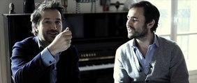"""Aprile Productions - maison de production, """"Lancement, avec Edouard Baer"""" - novembre 2011 - Pizza"""