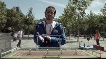 BETC pour Loto (Française des jeux) - loterie Super Loto, «L'entraînement des doigts» - juin 2014