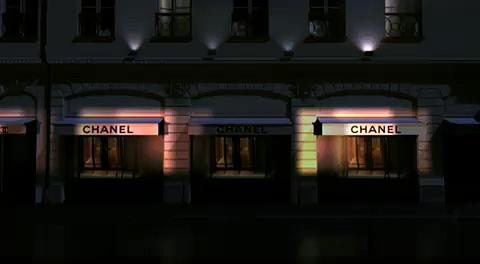 Chanel – parfum Chanel n°5 – avril 2009 – Teaser 4 publicité avec Audrey Tautou
