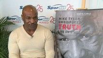 BOXE : Mike Tyson, du ring à la scène
